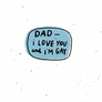 coming out: dad