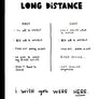 Build Your Bundle: Long Distance Relationship