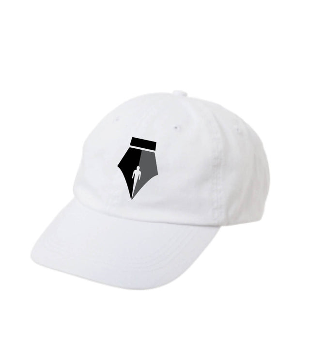 Ball Cap, White