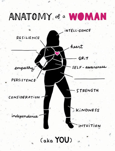 Anatomy of a Woman