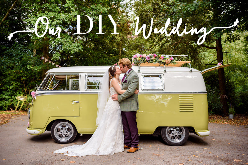 Our DIY wedding