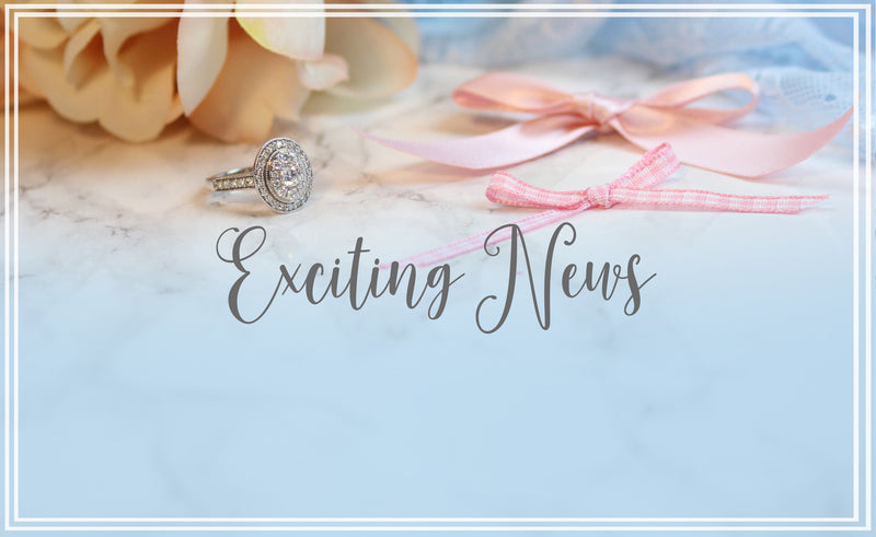 Exciting (life changing) news!