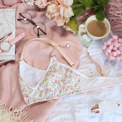 Lacy Back Soft Bra from the 'Deer To My Heart' Collection