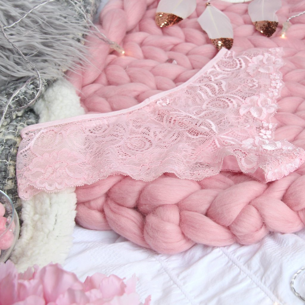 Lace Panties from the 'Let Them Eat Candy' Collection