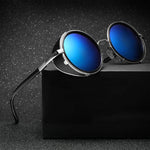 Retro Oval Sunglasses For Women 55MM F5100 - FEUZY