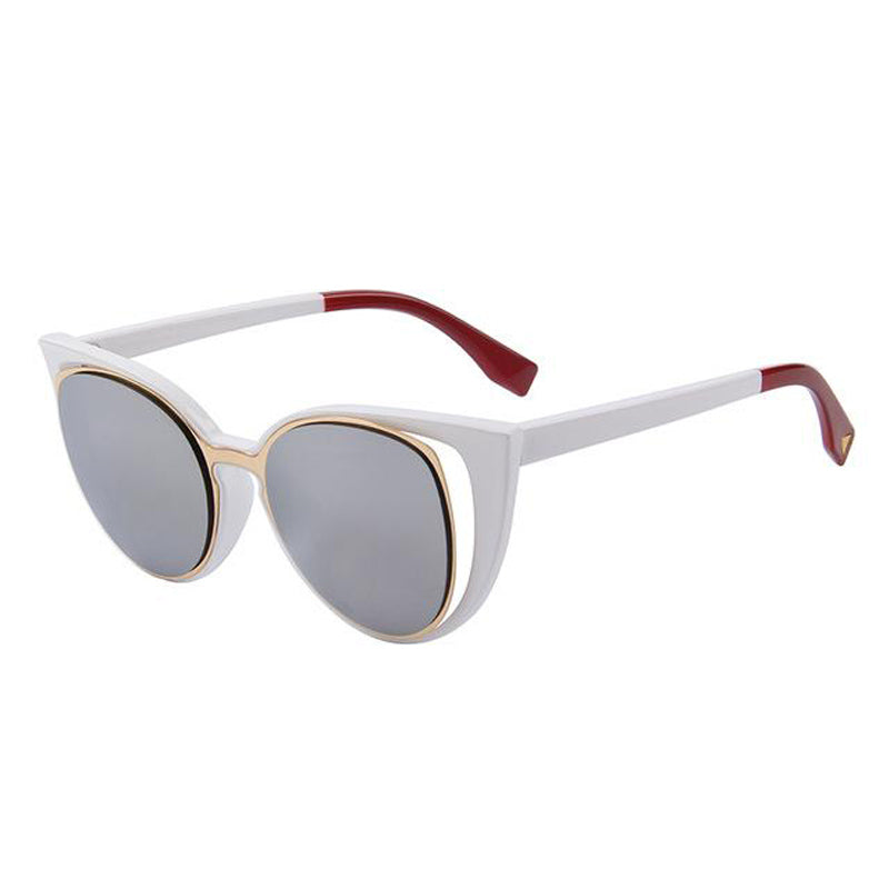 Women Cat Eye Sunglasses Retro Style