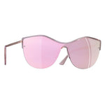 Retro Style Cat eye Sunglasses for Women 61MM F5104 - FEUZY