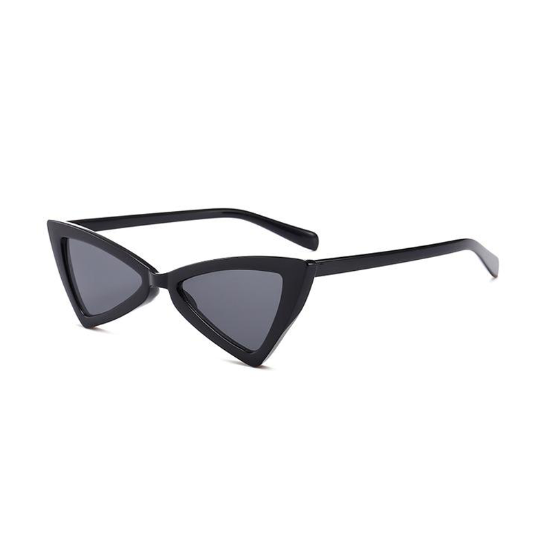 Triangle Small Size Modern Cat Eye Women Sunglasses/Shades