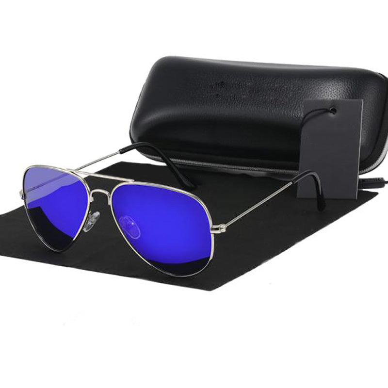 Classic Polarized Metal Frame Women Sunglasses F5106