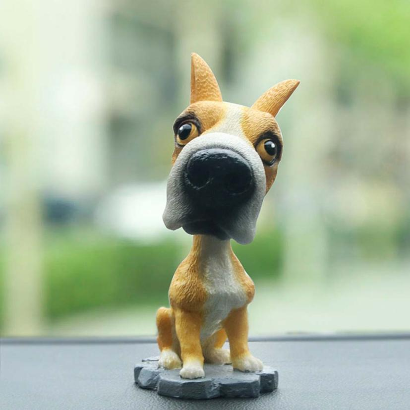 Funny Bobble Dancer Dog for Car - FEUZY