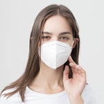 KN95 Masks 5 Ply - Pack of 40 Masks, Ships within 24 hours! - FEUZY