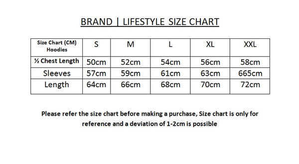 size chart grande - Nike Dri-Fit Tracksuits ( Hoodie + Track )