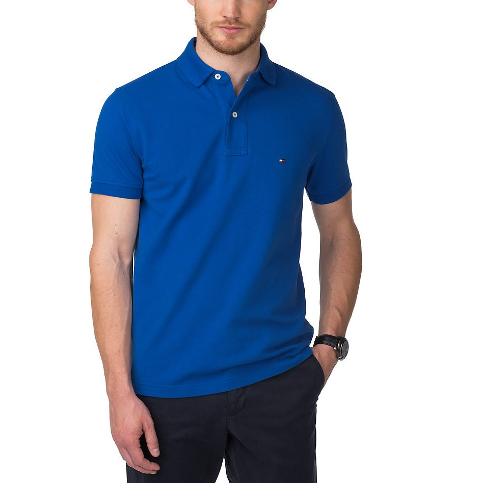 Tommy Jeans CLASSICS - Polo - blue yhdm0l
