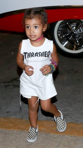 7 Times North West Inspired an Adorable Halloween Costume