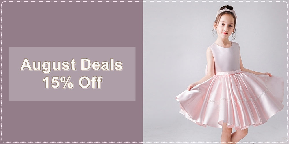 Girly Shop I Get 15% Off & Free Worldwide Shipping Junior Bridesmaid Gown & Birthday Party Gown