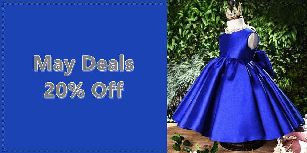 Girly Shop I 20% Off For All Beautiful Flower Girl Dresses & Children Party Dresses