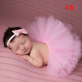 Girly Shop's Light Pink Tutu Skirt & Cute Headband