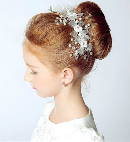 Girly Shop's Flower Hair Accessories