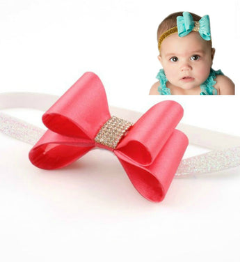 Girly Shop's Sparkle Bow Headband
