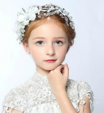 Girly Shop's Flower Girls Crown