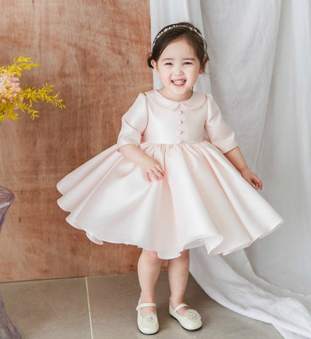 9f12818c8 Girly Shop I White Ruffle Bow Dress – Girly Shop - A Taste For A Girl!