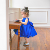 Girly Shop's Royal Blue Birthday Outfit