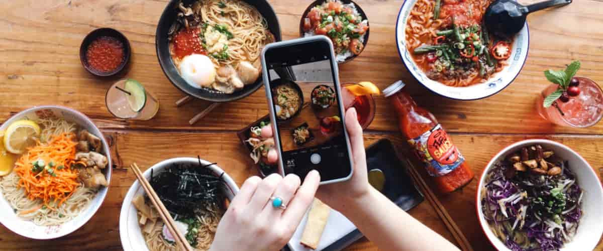 How to Take Mouthwatering Food Porn on Your iPhone