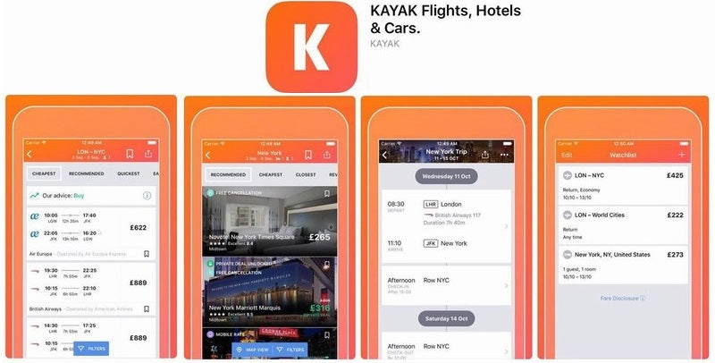 iOS-flight-search-app-kayak