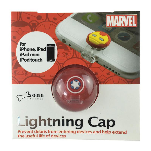 Refurbished Bone Collection Captain America Lightning Cap PL15101-AME-NDBD US