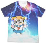 [Pre-order] POP TEAM EPIC Thunder Popuko T-shirt