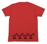 [Pre-order] POP TEAM EPIC JUMP T-shirt Red