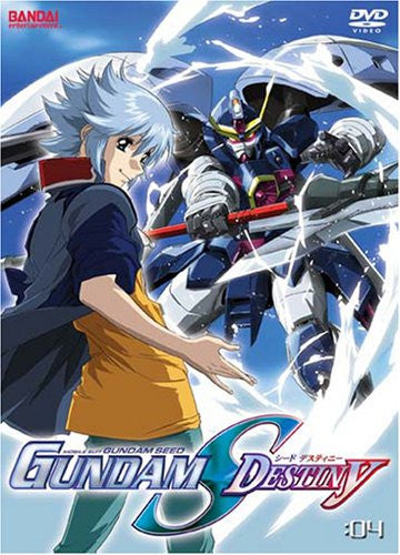 Mobile Suit Gundam Seed Destiny, Vol. 4 DVD