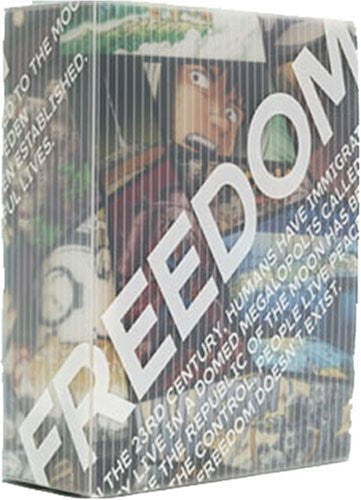 Freedom BD Limited Edition Boxset (Blu-ray)