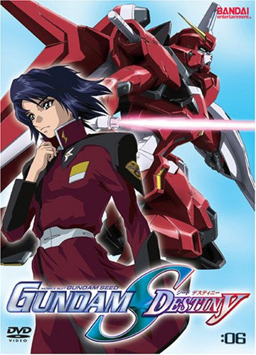 Mobile Suit Gundam Seed Destiny, Vol. 6