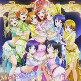 [LACM-14155] Love Live! School Idol Project Music S.T.A.R.T!! (μ's / Muse) (CD Single+BD)