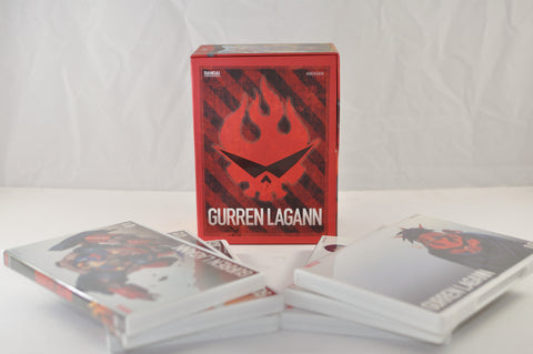 Gurren Lagann Complete TV Series Limited Edition Boxset