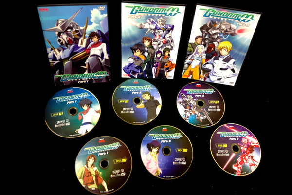 Gundam 00 First Season - Complete Bundle on DVD (DVD)