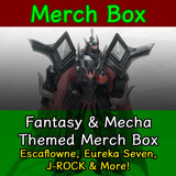 Fantasy and Mecha Themed Merch Box