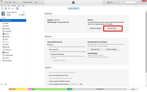 restore-update-itunes-iPad-recovery-mode
