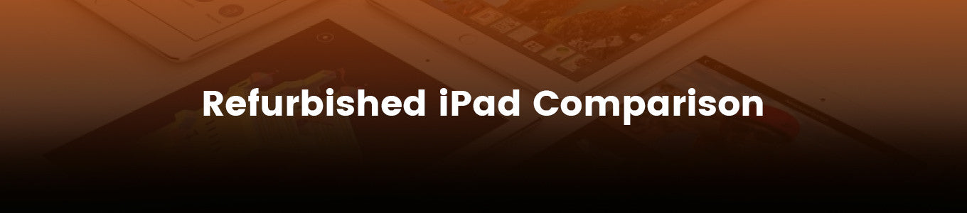 Buy refurbished ipad online in UK