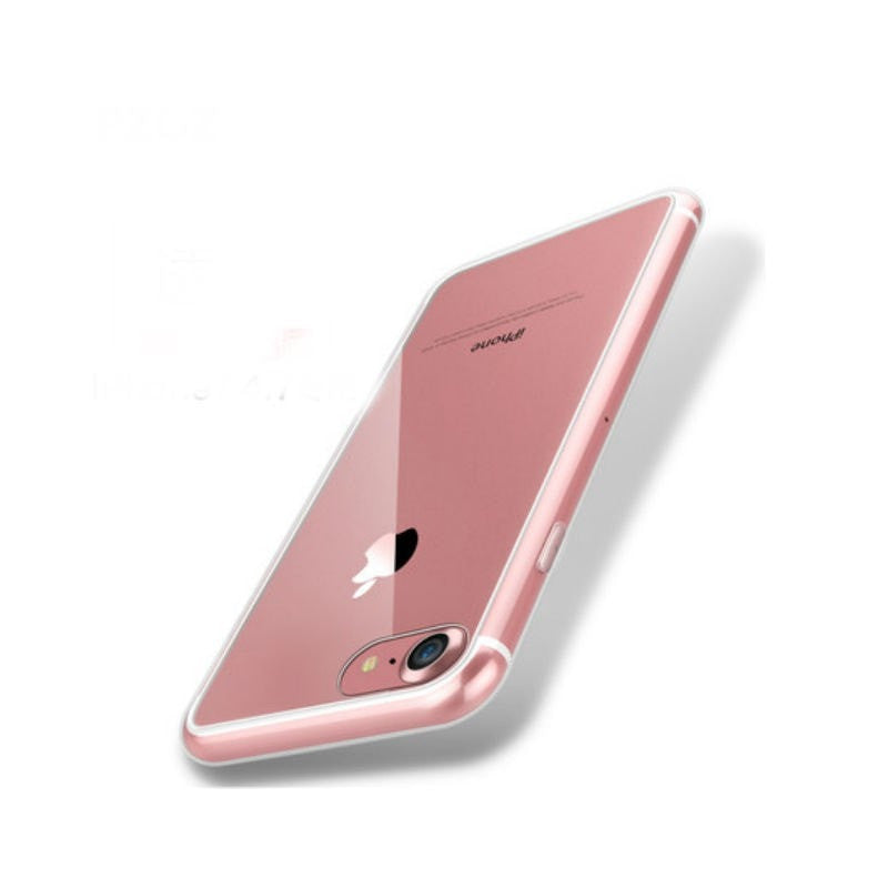 Soft Shell Drop Resistance Case 4.7 inch for iPhone 7 (Transparent)