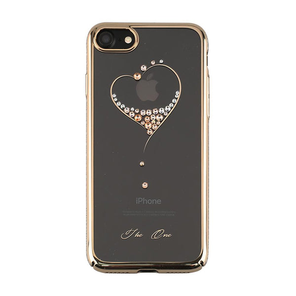 Swarovski iPhone 7 Case Crystal Gold