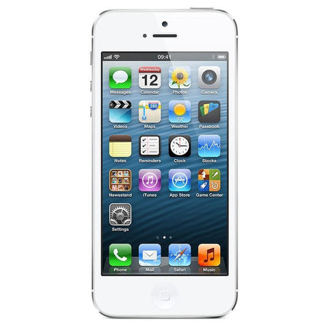 Apple IPhone 5 Unlocked 32GB / White / Refurbished (Refurbished)