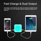 10000mAh Mini Portable Charger with Fast Charge