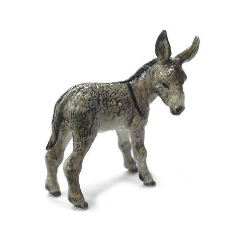 Donkey Kid - Porcelain Animal FIgurines - Northern Rose, Little Critterz