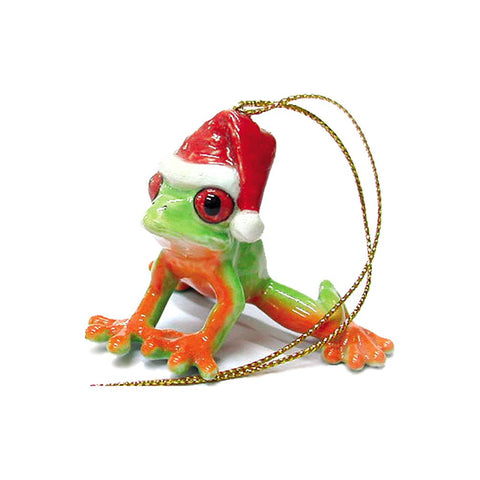 Red-Eyed Tree Frog Ornament