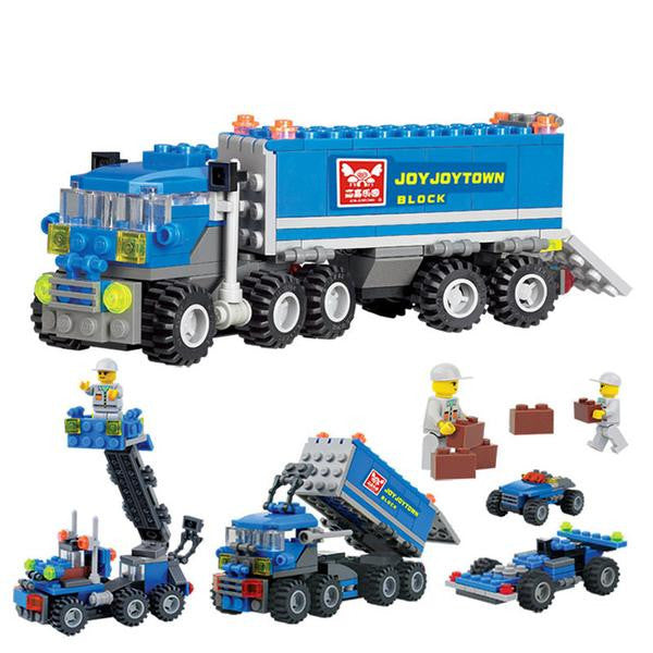 Children DIY Truck All Cool Toys