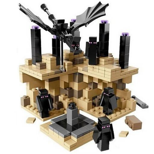 Minecraft Building Blocks All Cool Toys