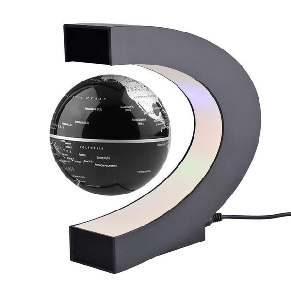 Floating Globe Light