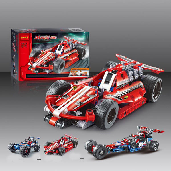 Racer Sports Car - All Cool Toys